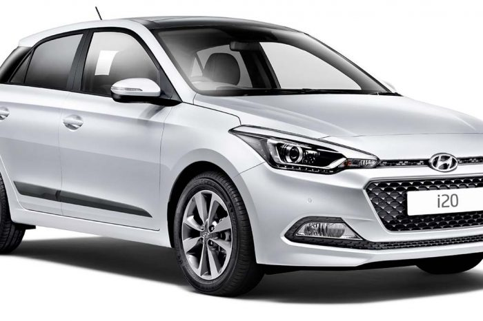 Hyundai – i20 1.4 MPI JUMP OV – Gasoline