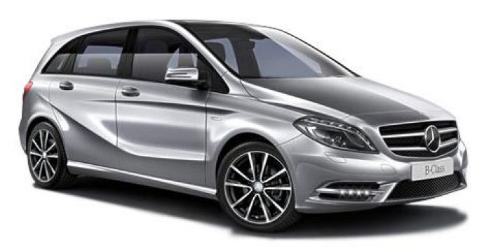 Mercedes – B 180 CDI 1.5 – Diesel