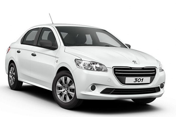 Peugeot – 301 Active 1.6 – Diesel