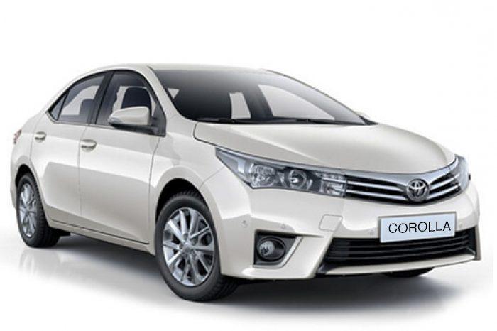 Toyota – Corolla 1.4 – Diesel