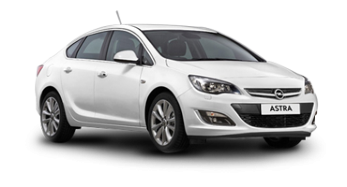 Opel – Astra 1.6 CDTI – Diesel