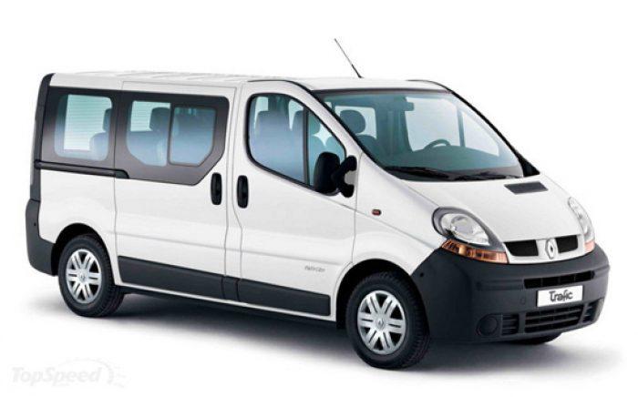Renault – Trafic 8+1 – Diesel